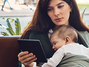 Dispositivos de Amazon con descuentos especiales para este Día de las Madres - kindle