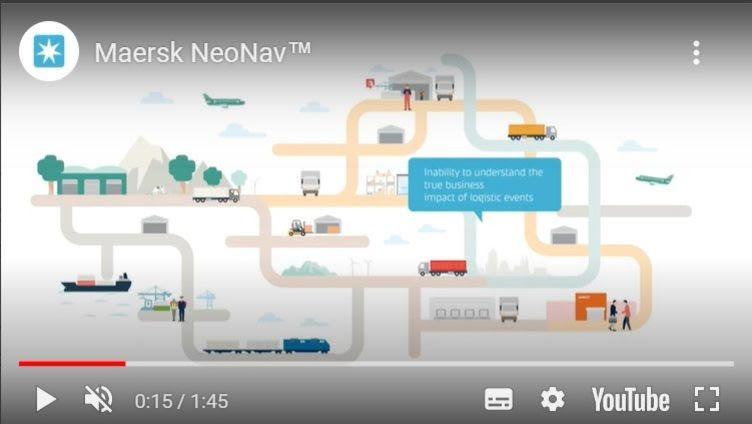 Maersk lanza en México NeoNav, la solución de inteligencia artificial - maersk-neonav
