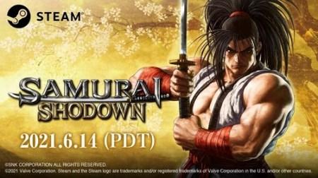 Samurai Shodown llega a Steam el 14 de Junio con el DLC de Amakusa