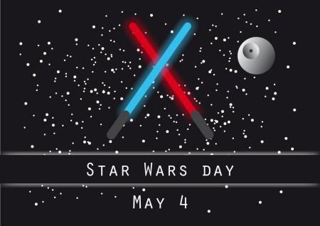 Curiosidades de la actividad de los fanáticos de Star Wars en su día conmemorativo