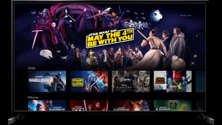 Disney Plus celebra el Día de Star Wars con grandes estrenos