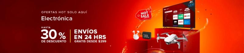 Estas son las ofertas más top de tecnología de Mercado Libre durante el Hot Sale 2021 - tecnologia-mercado-libre-hot-sale-2021-800x176