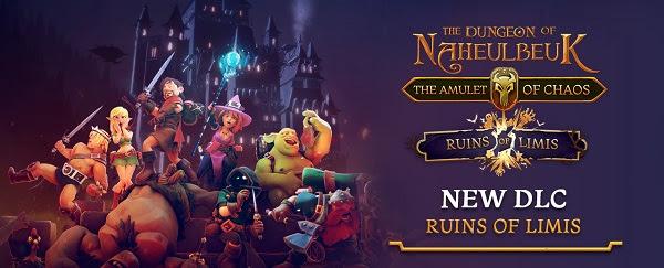 The Dungeon of Naheulbeuk supera las 100.000 copias vendidas, recibe nuevo DLC y traducción al Español - the-dungeon-of-naheulbeuk