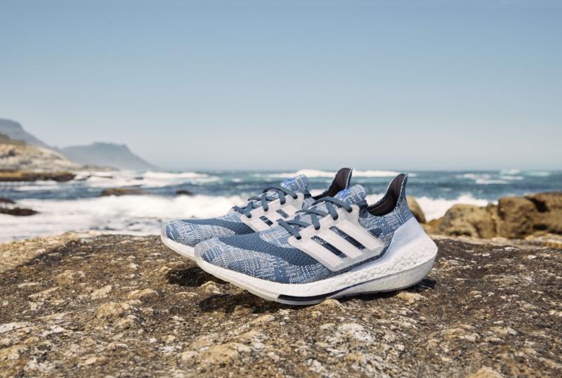 Ocean Store, una iniciativa con la que adidas trajo la problemática que existe en los océanos a la ciudad - ultraboost-21-prime-blue-adidas-2