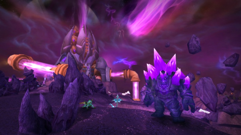 Lanzamiento de World of Warcraft: Burning Crusade Classic el 1 de junio - world-of-warcraft-burning-crusade-classic-1