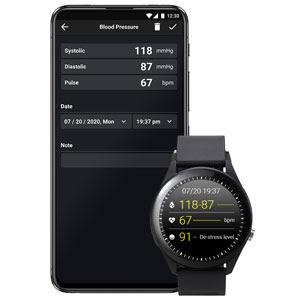 VivoWatch SP de ASUS llega a México - asus-smartwatch-vivowatch-sp-app