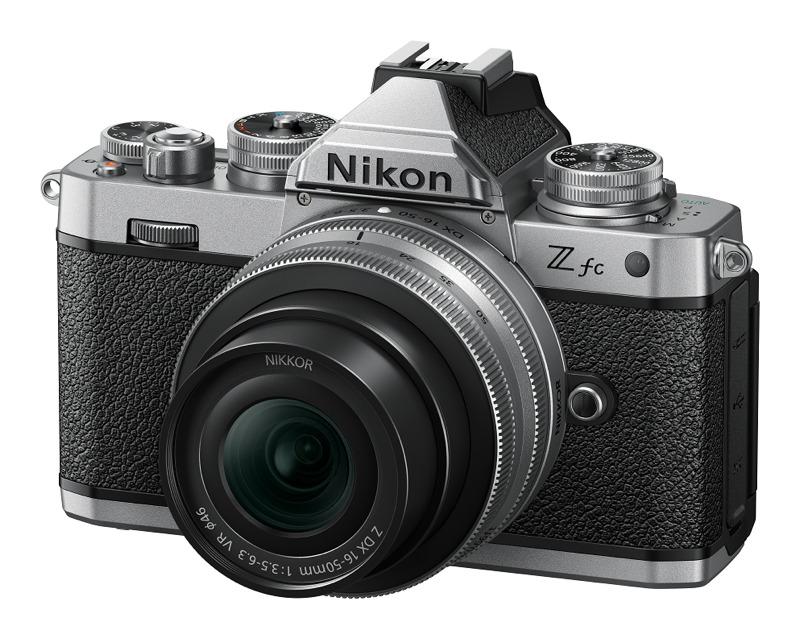 Nikon lanza la cámara sin espejo Z fc y más lentes compactos NIKKOR Z - camara-zfc-nikon-16-50dx