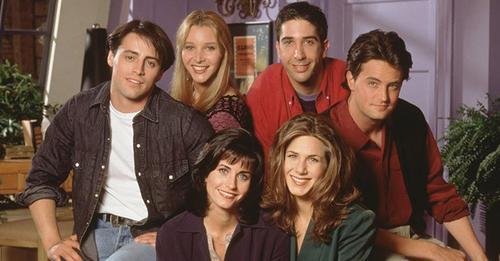 Warner Channel presenta maratón de Friends el 26 de junio