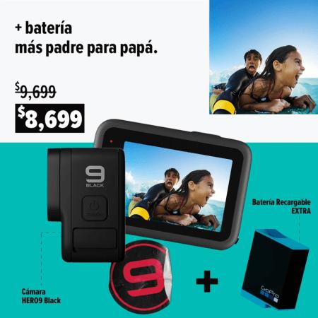 Regalos día del padre: las promociones que GoPro tendrá del 14 al 28 de junio