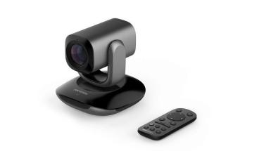 Nueva línea de cámaras web Hikvision para videoconferencia y streaming