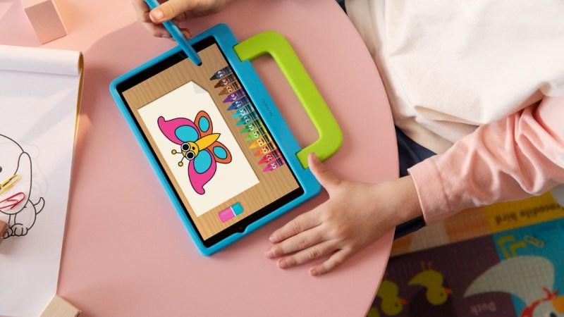 Huawei MatePad T Kids Edition, nueva Tablet diseñada para la educación y desarrollo de los niños - huawei-matepad-t-kids-tablet-peques-800x450
