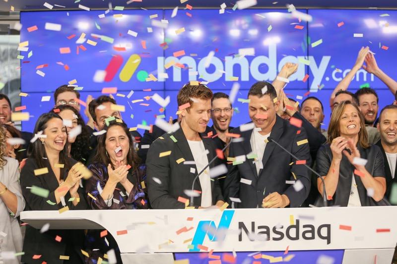 ¡monday.com ahora cotiza en la bolsa! y anuncia el precio de su oferta pública inicial - monday-cotiza-en-la-bolsa-1