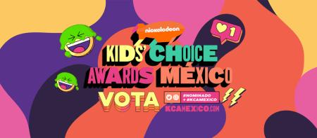 Lista de pre-nominados a los Nickelodeon kids' Choice Awards México 2021