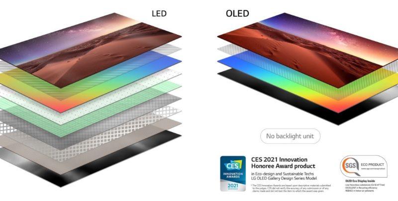 Los televisores OLED de LG utilizan paneles que han recibido el reconocimiento de producto ecológico - planet-friendly-paneles-televisores-lg-ecologicos-800x405