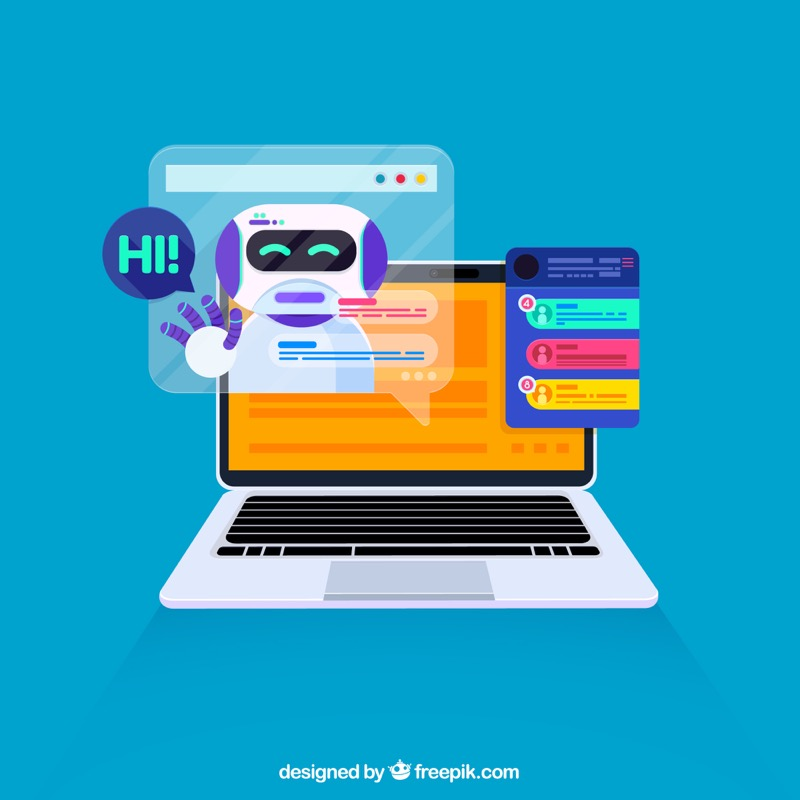 ¿Sabes cómo preparar a tu empresa para la implementación de un chatbot? - sabes-como-preparar-empresa-chatbot-800x800