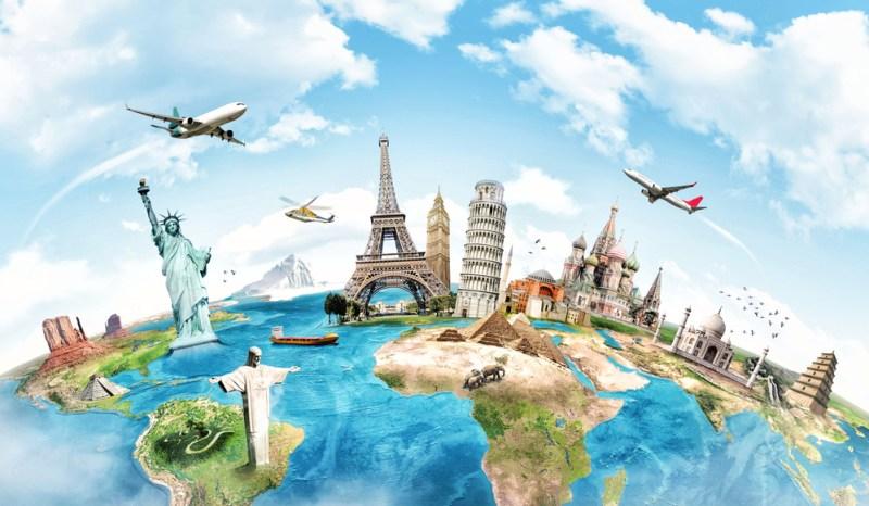 Crece las búsquedas de viajes nacionales e internacionales durante Hot Sale 2021 - viajes-800x466