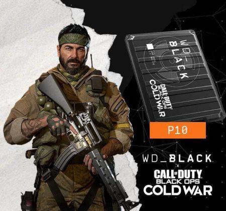 WD_BLACK lanza torneo latinoamericano de Call of Duty: Black Ops – Cold War