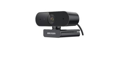Nueva línea de cámaras web Hikvision para videoconferencia y streaming - webcam-value-series-hikvision