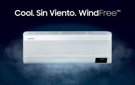 Samsung México presenta su nuevo lineup de aires acondicionados con tecnología WindFree