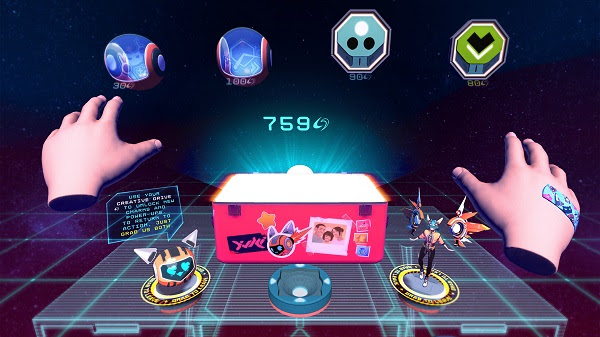 YUKI: El Bullet Hell Roguelike en VR se lanzará en el tercer trimestre de 2021 - yuki-gameplay-1
