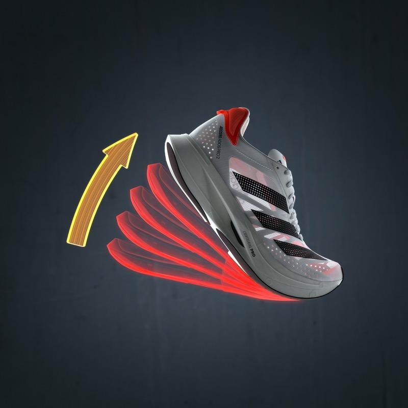 ADIZERO ADIOS PRO 2, la última versión del calzado de running de adidas que ha batido récords - adizero-adios-pro-2-adidas-587104-800x800