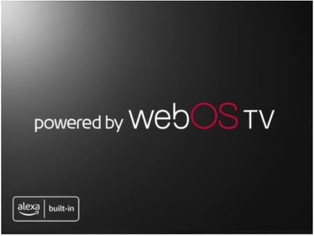 Amazon Alexa llegará a los televisores con sistema operativo webOS