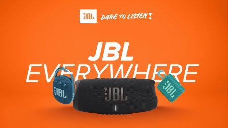 Go 3, Clip 4yCharge 5: nuevas bocinas portátiles JBL ¡ya están disponibles!