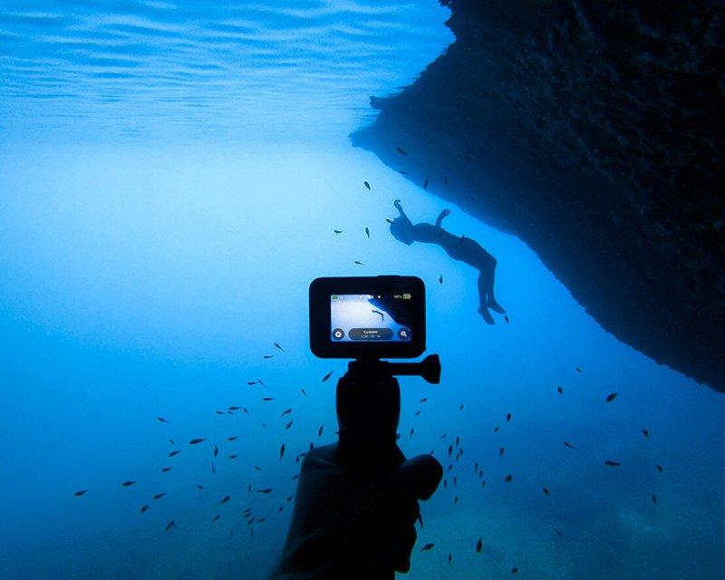 Cómo capturar las mejores tomas bajo el agua este verano