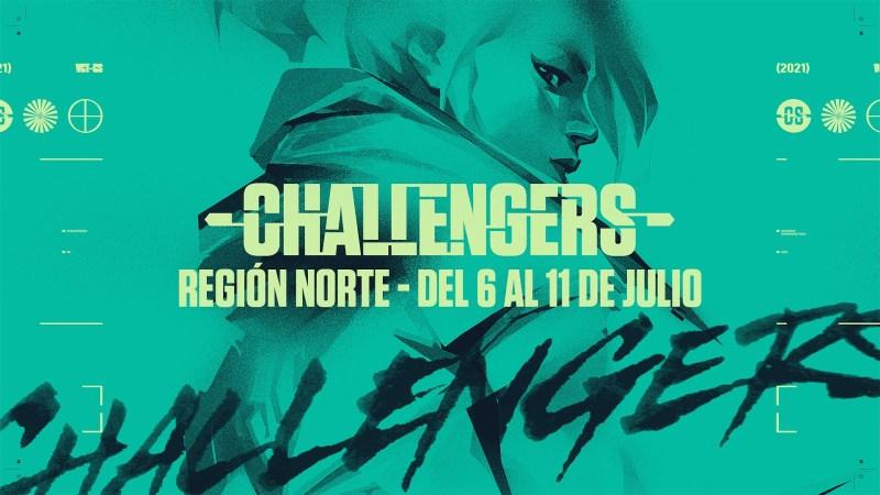 Inicia Challengers 01 Stage 03 de VALORANT en la región Norte - challengers-01-stage-03-valorant-region-norte-800x450