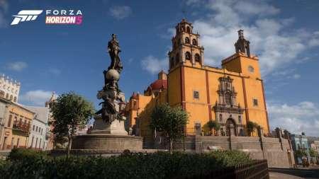 Explora los diversas estaciones de México con Forza Horizon 5