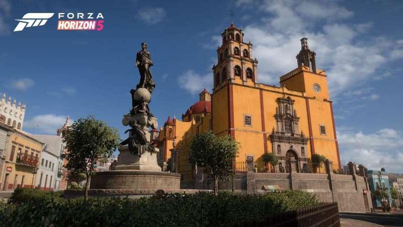 Explora los diversas estaciones de México con Forza Horizon 5 - forza-horizon-5-mexico-800x450