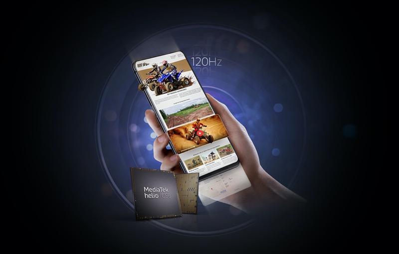 MediaTek lanza dos chipsets: Helio G96 y Helio G88 con capacidades avanzadas - g-96-background