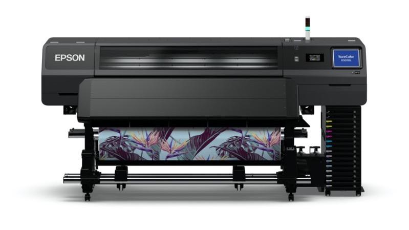 Epson México presenta su primera impresorapara señalización con tinta de resina - surecolor-r5070l