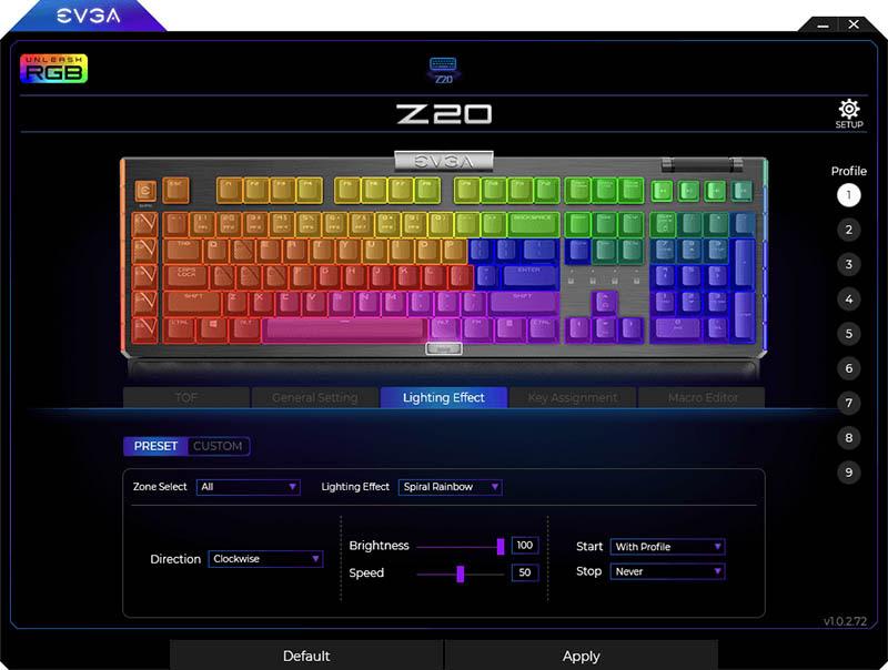 Nuevos teclados Z15 y Z20 de EVGA con distribución de teclas en español ¡ya están disponibles! - teclados-z15-z20-evga-tecnologia-2