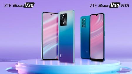 ZTE presenta nuevos miembros de la familia BLADE: ZTE BLADE V30 y V30 Vita