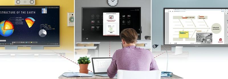ViewSonic anuncia mejoras a su Suite myViewBoard para todos sus usuarios - viewsonic-suite-my-viewboard