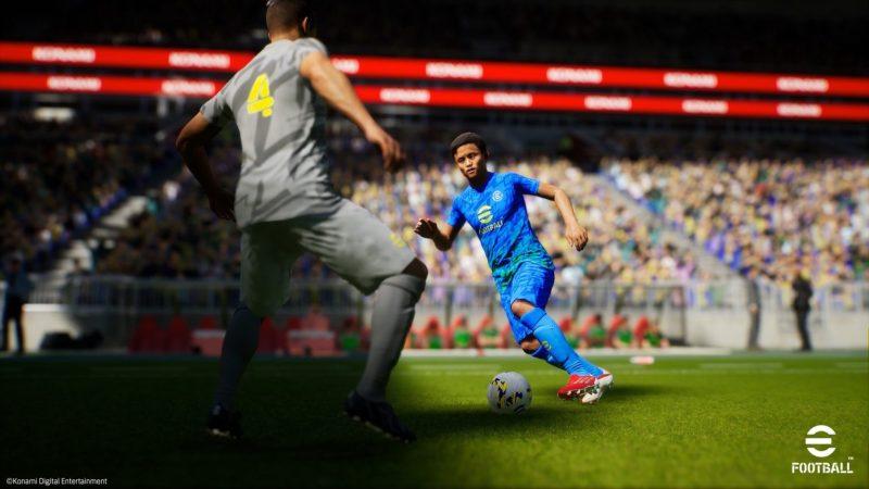 Revelan nuevos detalles de juego para eFootball en gamecom 2021 - efootball-gamecom-2021-gaming-1280x720