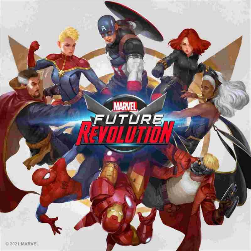 Netmarble presenta el álbum de la banda sonora original de MARVEL Future Revolution - future-revolucion-1280x1280