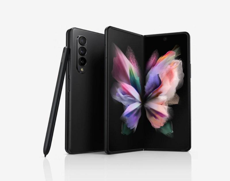 Galaxy Z Fold3 5G y Galaxy Z Flip3 5G, nuevos smartphonesplegables Samsung - galaxy-z-fold3-5g-smartphone-plegable