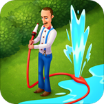 Los 5 juegos móviles más populares de AppGallery - gardenscapes