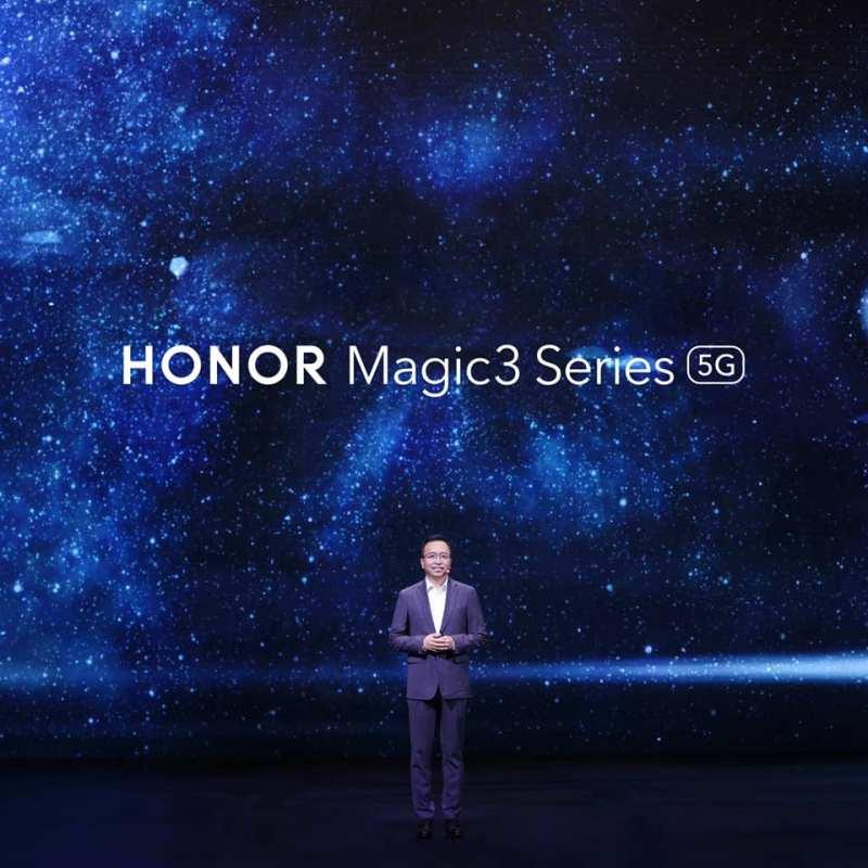 Serie HONOR Magic3 se lanzará el 12 de agosto a nivel mundial - honor-magic3-series