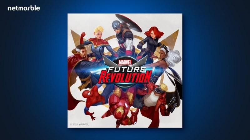 Netmarble presenta el álbum de la banda sonora original de MARVEL Future Revolution - marvel-future-revolution-original-soundtrack