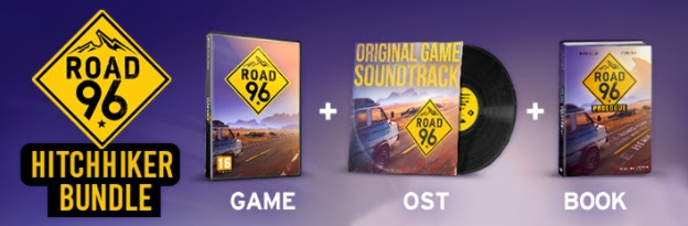 Road 96 ¡ya está disponible para PC y Nintendo Switch! - road-96-hitchhiker-bundle