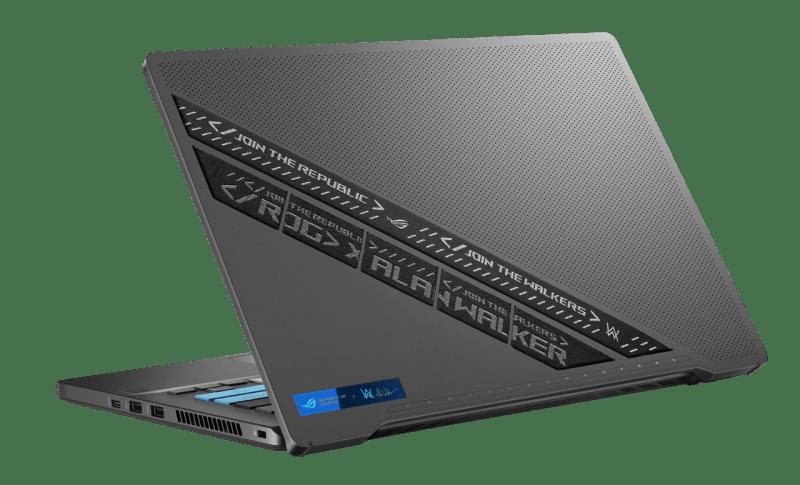 ROG Zephyrus G14 Alan Walker Special Edition, la tecnología se une a la musicalidad - rog-zephyrus-g14-alan-walker-special-edition-2021