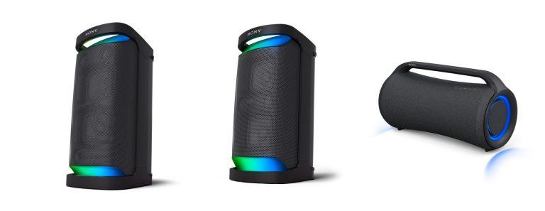 Serie X, nueva línea de bocinas inalámbricas de Sony - srs-xp700-srs-xp500-and-srs-xg500-bocinas-serie-x-sony