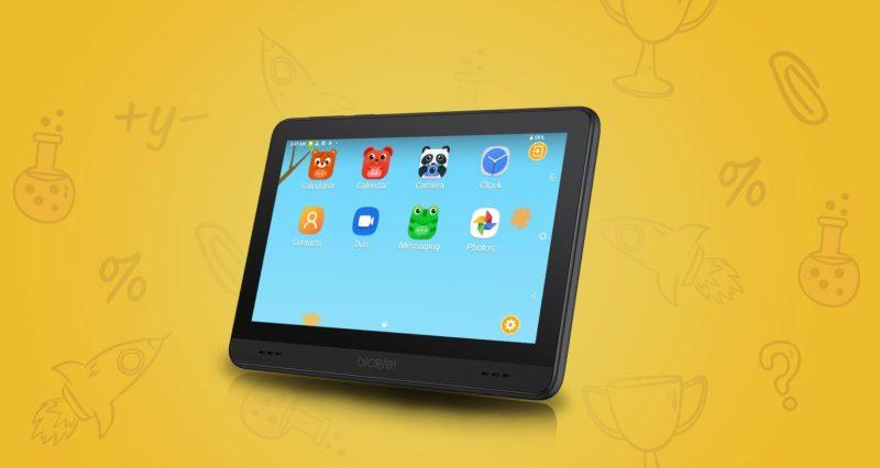 Nuevas tabletas de Alcatel ¡conoce sus características y precios! - tableta-smart-tab-7-8051-alcatel-1280x682