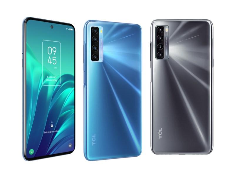 TCL 20L y TCL 20L+ ¡características y precio oficial en México! - tcl-20l-celular-smartphone-tcl