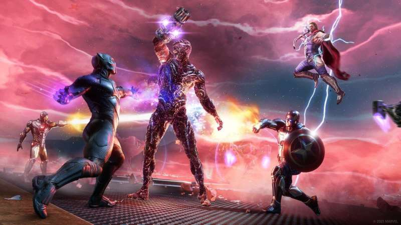 La expansión gratuita War for Wakanda ya está disponible en Marvel's Avengers - wakanda-klaw-fight-1280x720
