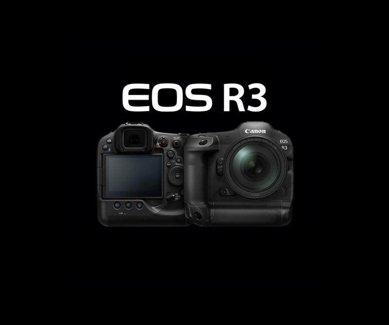 Canon EOS R3, cámara full frame mirrorless de gran velocidad y alto rendimiento