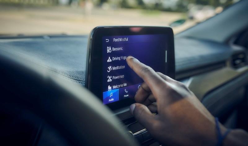 Ford desarrolla vehículo concepto Mindfulness